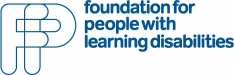 Link to Foundation for People with Learning Disabilities website
